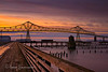 12-30-12 Sunset at Astoria Bridge.  This  was a 140 sec exposure using the Lee Big Stopper and a 2 stop graduated ND filter.  Critiques Welcome.